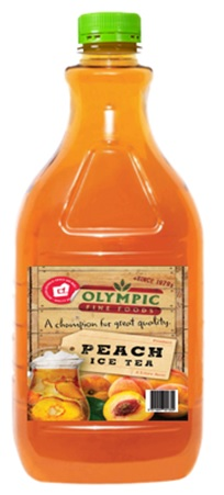 Iced Tea – Peach