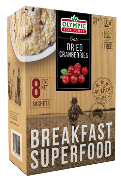 Breakfast Superfoods – Cranberries