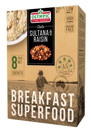 Breakfast Superfoods – Sultana's & Raisins