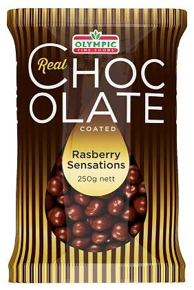 Real Chocolate Raspberry Sensations