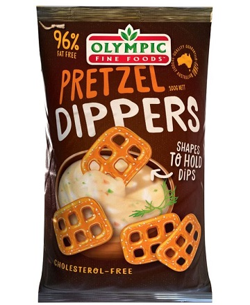 Pretzel Dippers