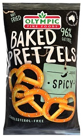 Pretzel Spicy Chilli