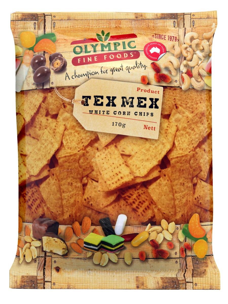 Corn Chips Tex Mex