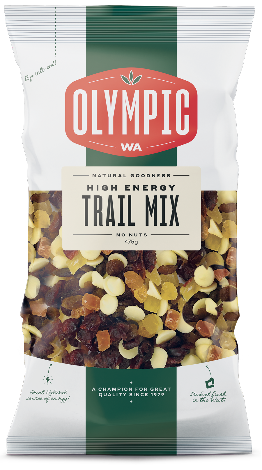 High Energy Trail Mix
