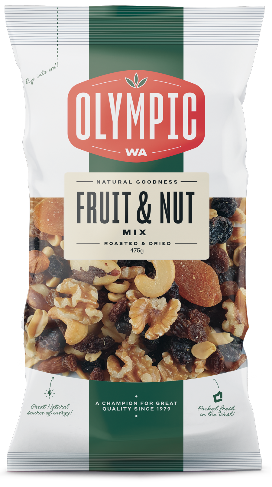 Fruit and Nut Mix Natural