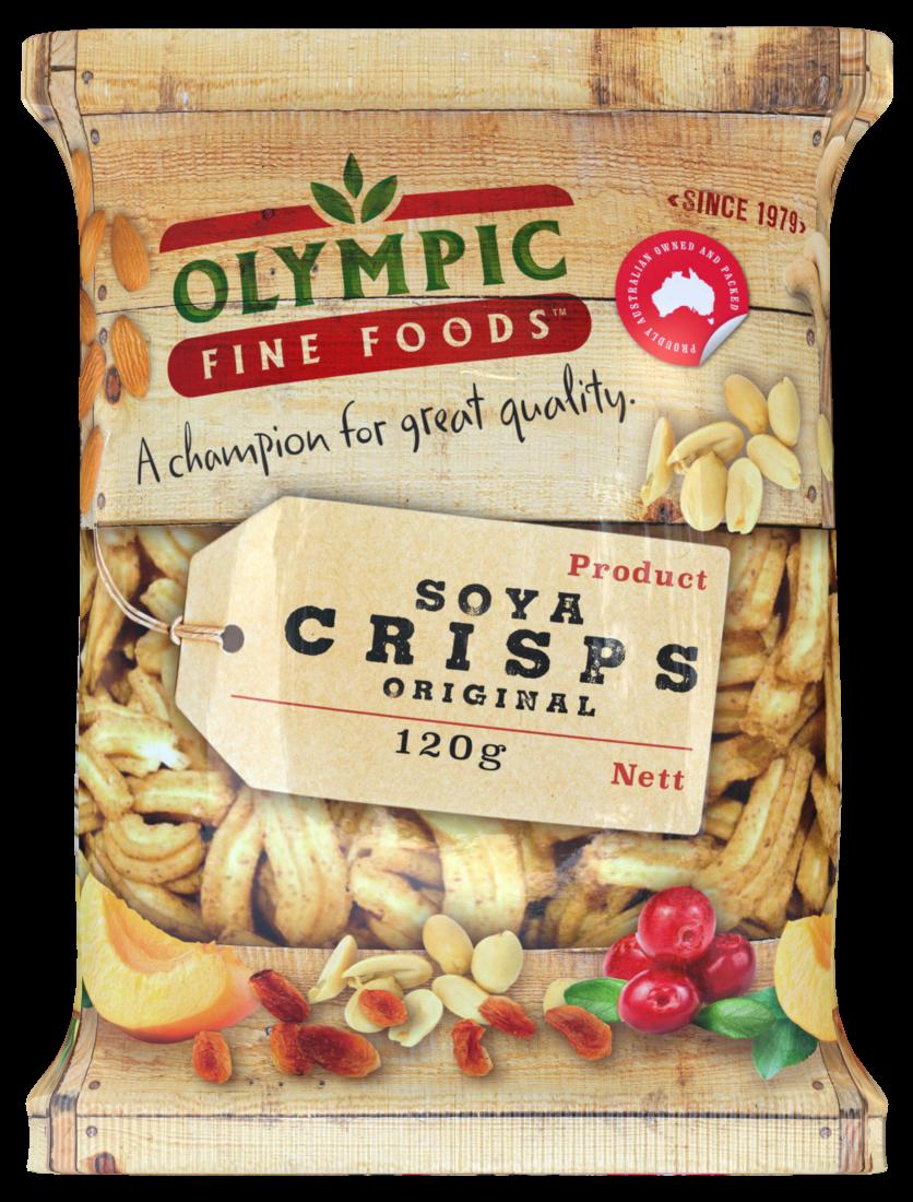 Soya Crisps – Original