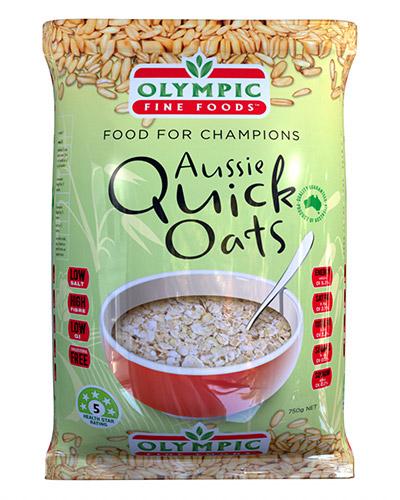 Aussie Quick Oats