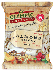 Almonds Sliced