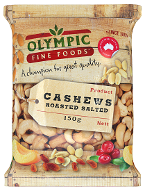 Cashews Roasted Salted