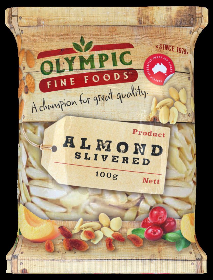 Almond Slivered