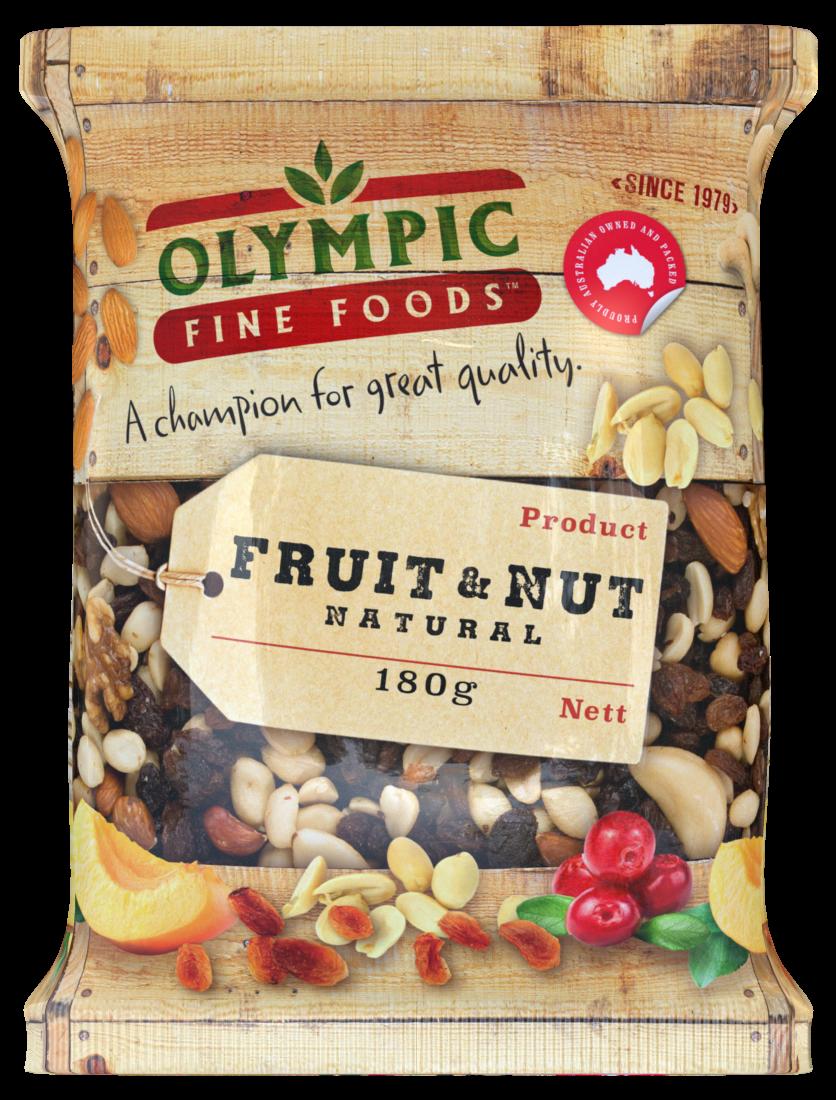 Fruit & Nut Mix Natural
