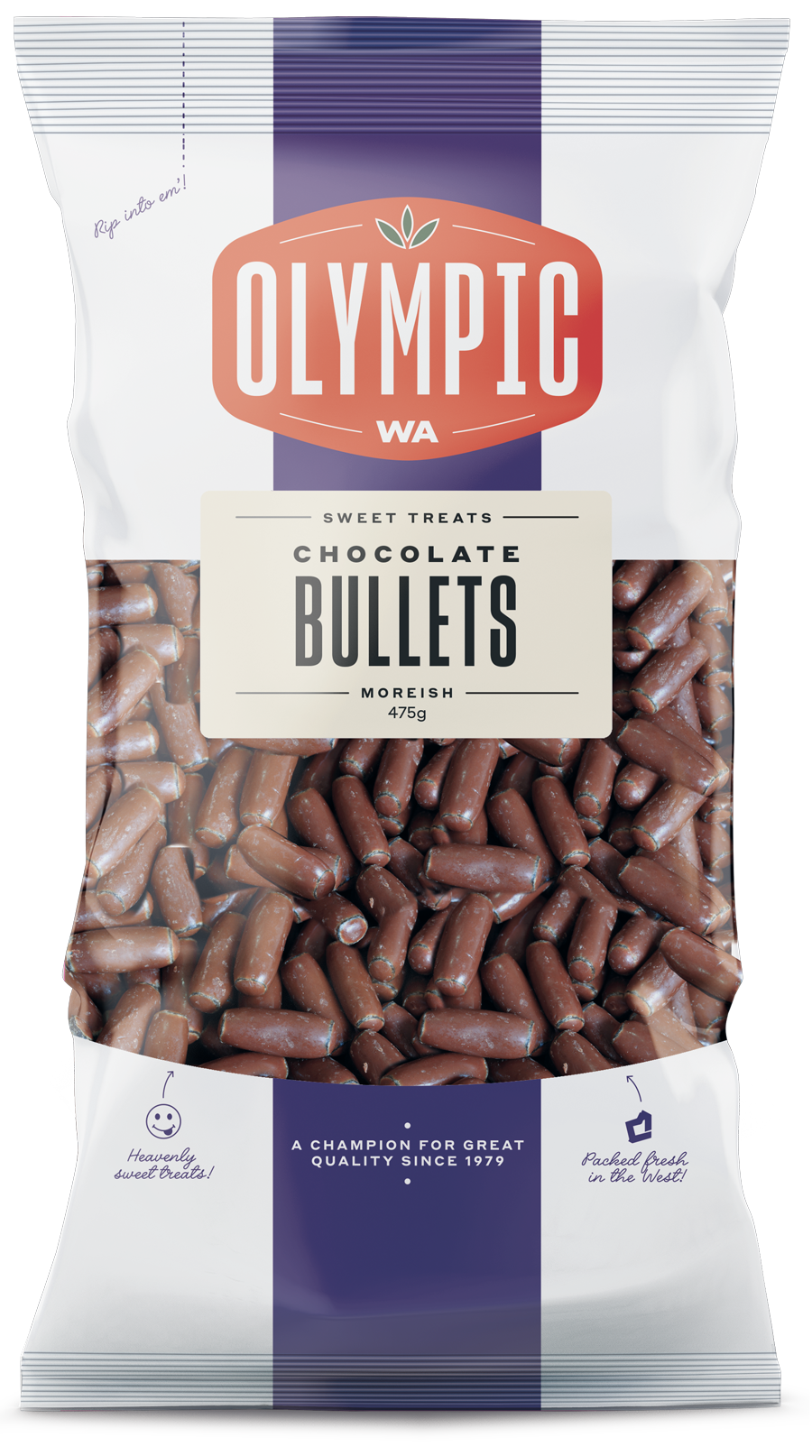 Chocolate Bullets