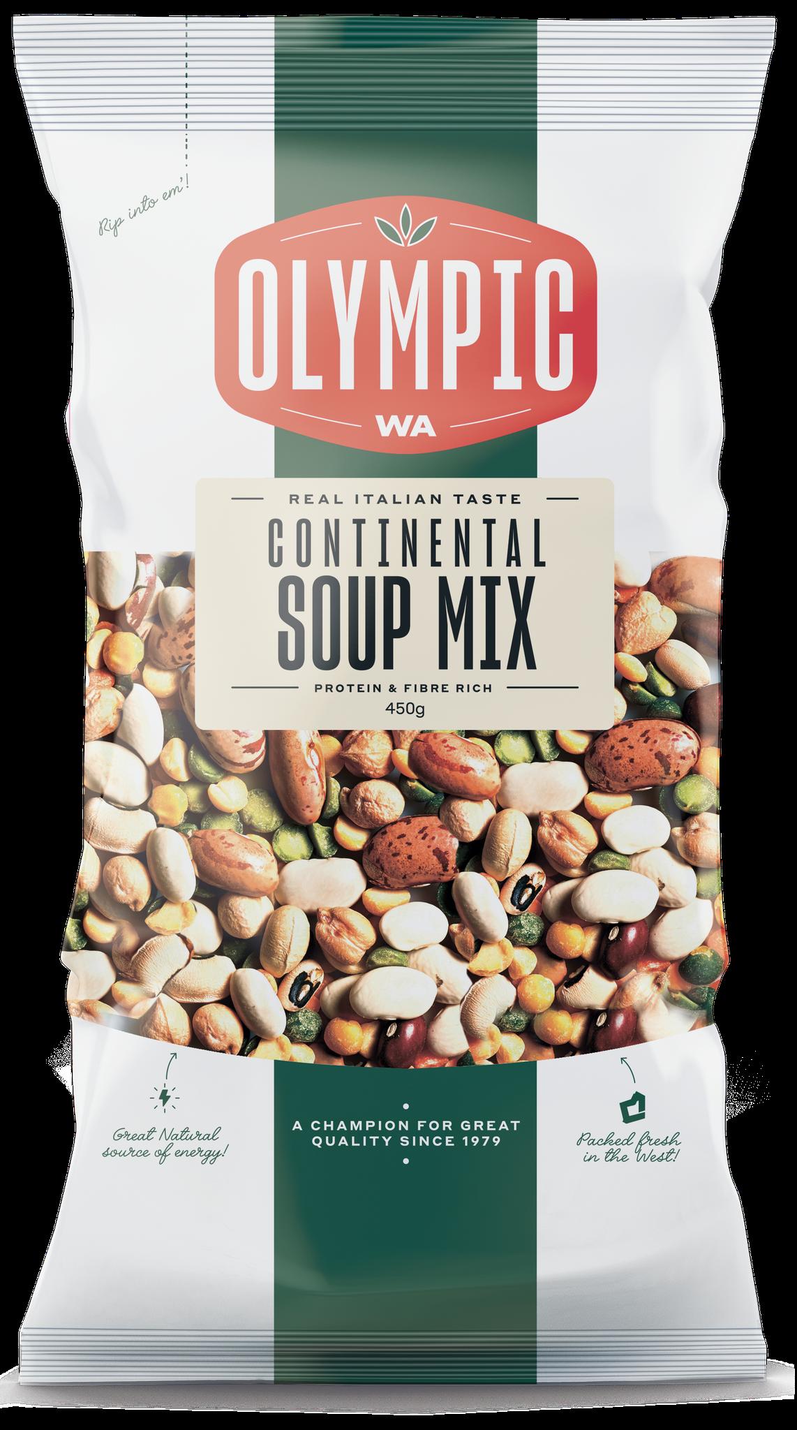 Soup Mix, Continental