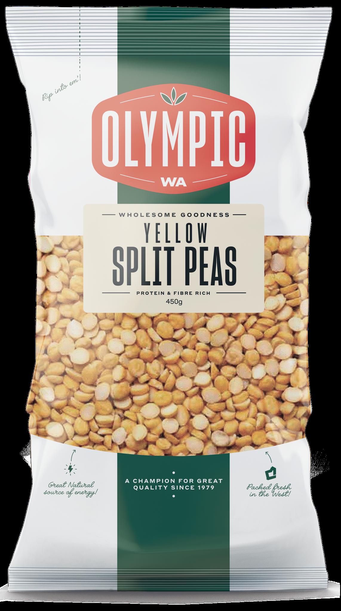 Split Peas, Yellow
